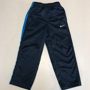 Nike Navy Blue Sweatpants-Size 4